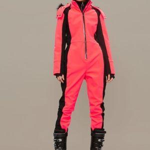 Topshop SNO Long Sleeve Ski Suit